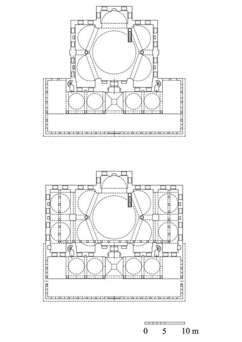floor plan of a mosque 28 best images about p m on pinterest istanbul blue