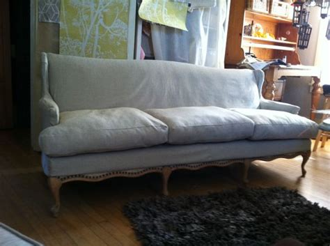my best friend craig slipcovered sofa settee