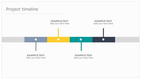 Get This Beautiful Editable Powerpoint Timeline Template Free Timeline Presentation Template