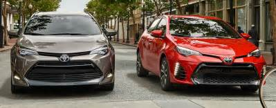 how much is a new set of car how much will the 2017 toyota corolla cost