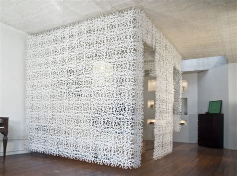 Lace Interior Design by Modulari Screen System