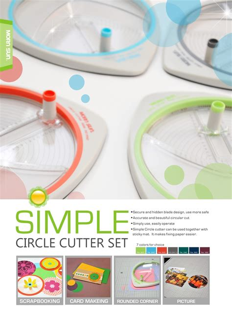 Circle Cutter Paper Craft - simple circle paper cutter buy circle cutter circle