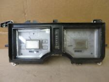 automobile air conditioning repair 1986 mercury marquis instrument cluster mercury grand marquis for sale ebay