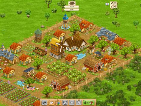 goodgame big farm play    youdagamescom