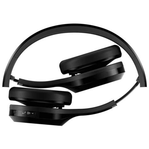 Headset Bluetooth Pioneer pioneer se mj771bt k foldable bluetooth headphones