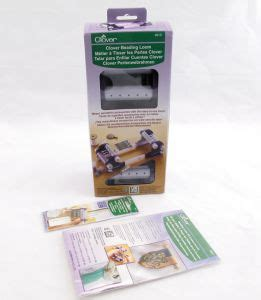 clover beading loom review clover beading loom on crafttestdummies