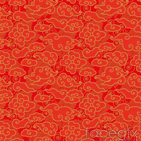 chinese pattern hd china wind clouds background vector over millions
