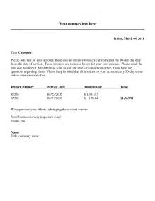 10 best images of overdue invoice letter template past
