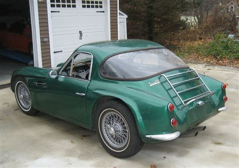Tvr Griffith 200 Patina 1965 Tvr Griffith 200 W Factory Ford 289