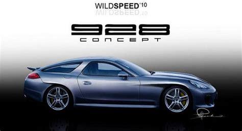 future porsche 928 porsche 944 concept