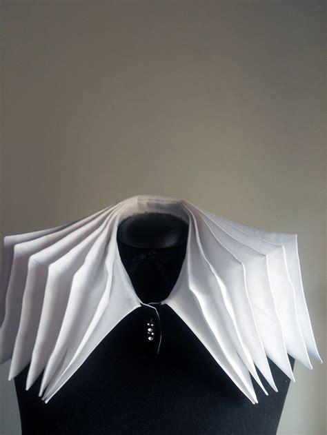 fashion collar the accordion collar sewing projects burdastyle