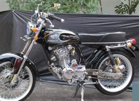 Paling Di Cari Velg 1 10 Chrome 4pcs 430000080 0 Jakartahobby Bes foto modifikasi cb 125 glatik racing klasik untuk touring ala harley terkeren