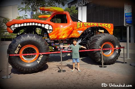 how long is a monster truck show monster jam singapore giveaway ed unloaded com