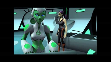 Tas Coach Set 3 In 1 Green Series Jj 1654 glreen lantern animated series quot lost planet preview clip s01e06