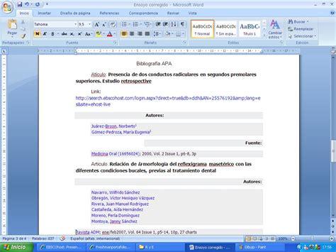 skeisha bibliograf 237 a anotada en formato apa formato de bibliografia portafolio alberto p 233 rez