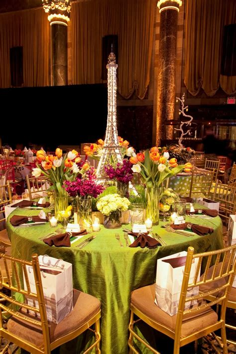 eiffel tower table l 560 best images about josie s party ideas color themes