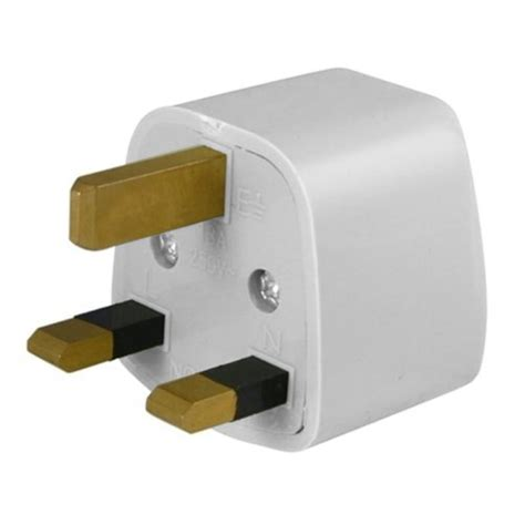 Universal Eu 2 Adapter To 3 Pin universal travel adapter au us eu to uk adapter converter 3 pin ac power adaptor connector