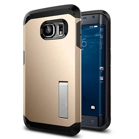 Funky Hardshell For Samsung Galaxy S6 Edge luxury slim cool armor for samsung galaxy s6 edge sm