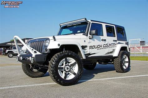 Jeep Series Jeep Wrangler Xd Series Xd811 Rockstar 2 Wheels