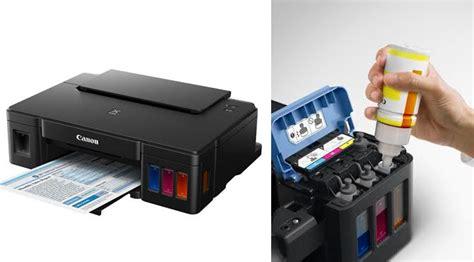 Printer Canon Tanpa Infus canon boyong 3 printer bertinta hybrid terbaru ke