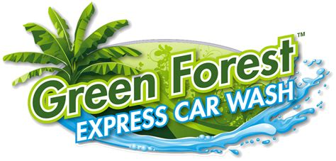 green wash green forest car wash