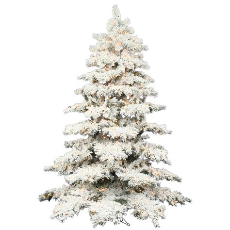 best 28 flocked artificial christmas trees clearance