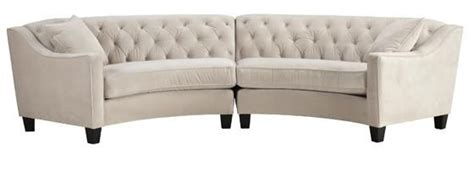 home decorators tufted sofa riemann curved tufted sectional sofas and loveseats