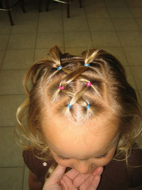cute hairstyles work visor looks like it would work on fine hair fun with kids