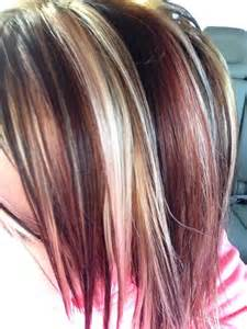hair foil color ideas best 25 red foils hair ideas only on pinterest fall