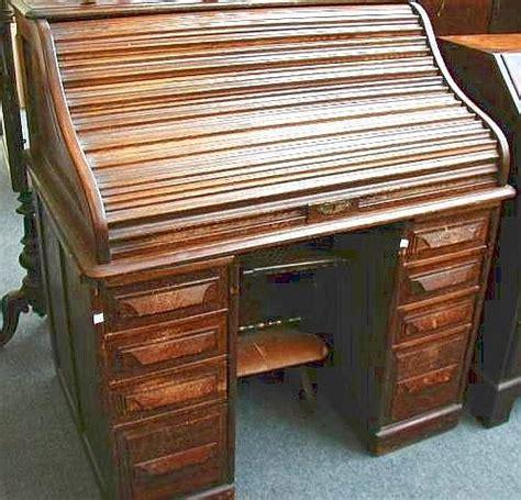 an oak roll top desk by cutler desk co buffalo ny usa the o