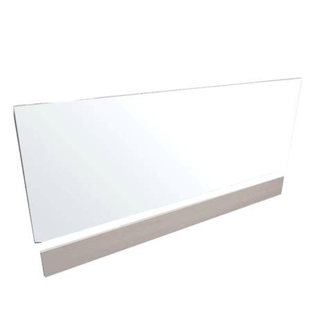 vio bathroom furniture vio bath side panel 1700mm gloss