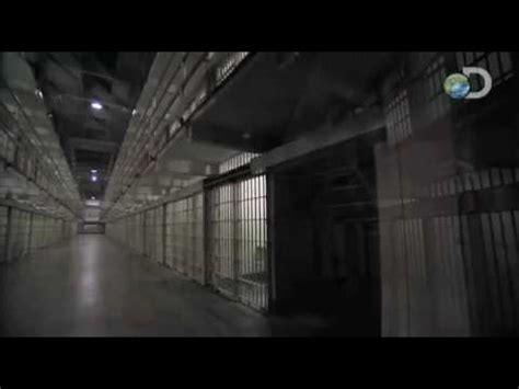 Haunted L by Ghost Lab Alcatraz The Team Goes To Prison