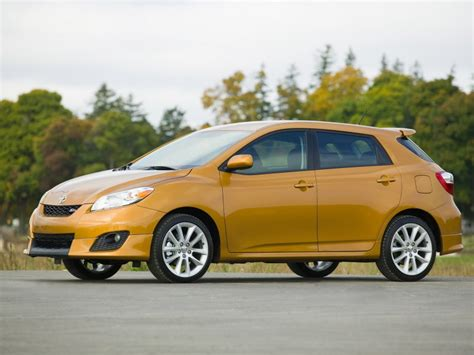 Toyota Matrix Awd Toyota Matrix Xrs Awd Reviews Prices Ratings With