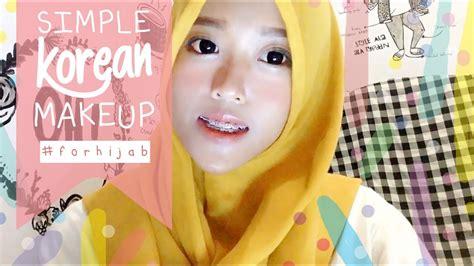 Make Up Wardah Dan Gambarnya gambar tutorial make up ala korea untuk remaja dismakeup