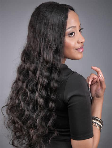 short malysian weave deep wave malaysian weave