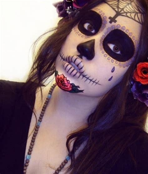 imagenes maquillaje halloween niños chicas guapas con maquillaje para halloween