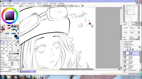 paint tool sai using mouse how to use pressure tool in sai linework layer mouse
