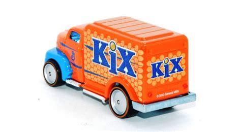 Hotwheels Popculture General Mills Kix 49 Ford Coe wheels pop culture kix 49 ford c o e cars