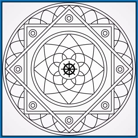 Imagenes De Mandalas Para Niños | mandalas para ni 241 os para imprimir y pintar archivos