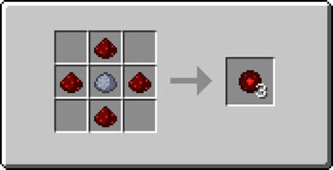 Redstone L Recipie by 1 6 4 Forge Ssp Smp Lan Tuxweapons 1 1d Readded Mod