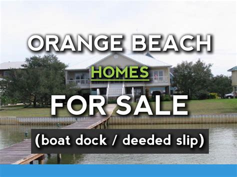 house with boat dock for sale lake coast real estate co orange beach homes boatdock