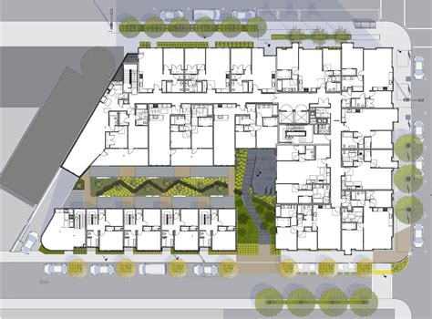 How To Organize A Studio Apartment Gallery Of 300 Ivy Street David Baker Architects 25