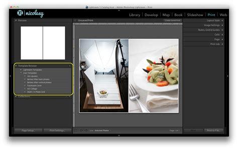 lightroom print templates how do i install a lightroom quot print template quot help center