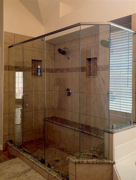 Shower Doors Of Dallas Neo Angle Shower Enclosures Shower Doors Of Dallas