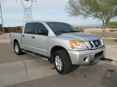 2008 Nissan Titan by 2008 Nissan Titan Information And Photos Zombiedrive