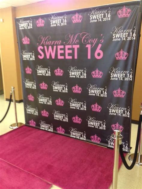 backdrop design sweet 17 this is a step and repeat package we did for a sweet 16