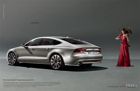 audi advertisement audi print advert by bates jealousy sledgehammer ads