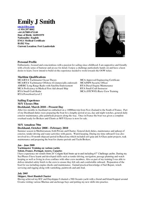 Resume Flight Attendant Exle by 15 Cabin Crew Cover Letter Sle And Resume Template