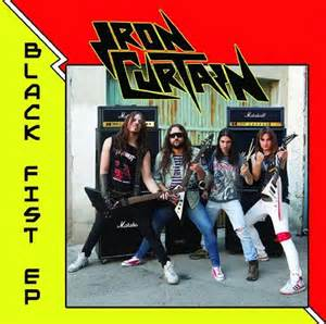 iron curtain band iron curtain black fist encyclopaedia metallum the
