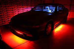 Car Neon Lights Australia Solid Led Underglow Car Truck Glow Light Kit